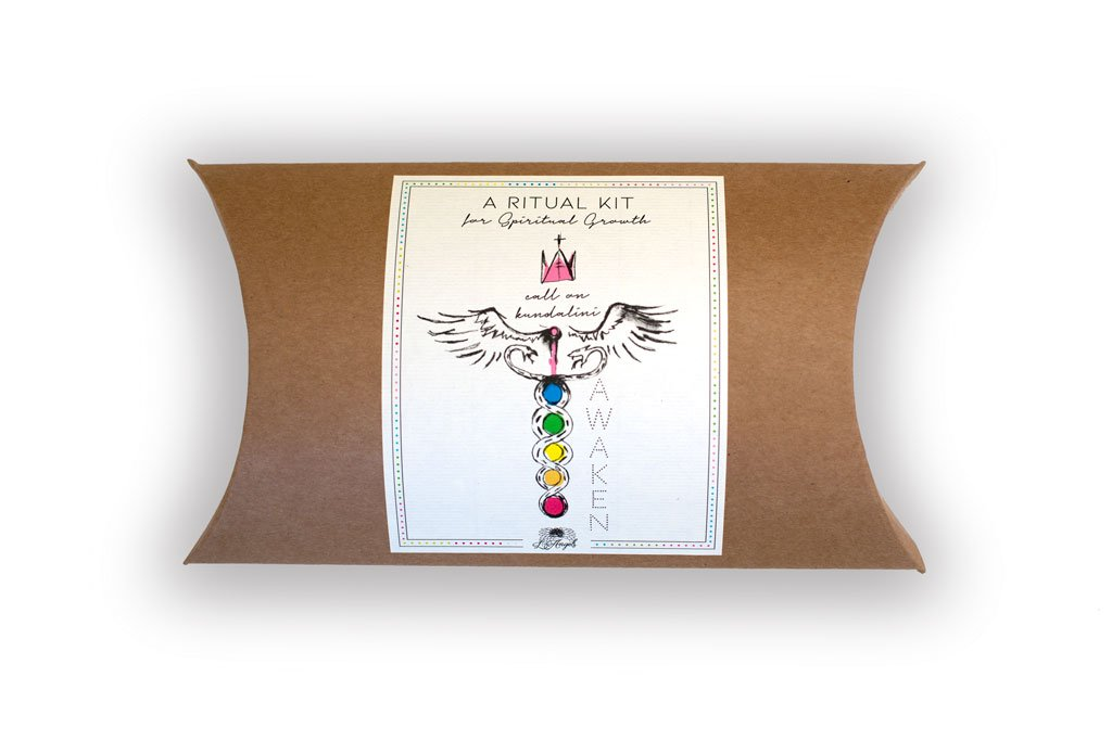 L. Angels Spiritual Growth Kit