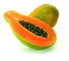 Papaya skin lightening