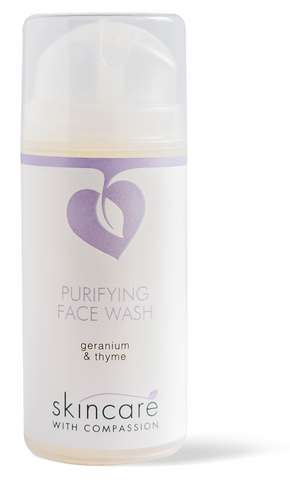 Purifying Face Wash fo oily skin