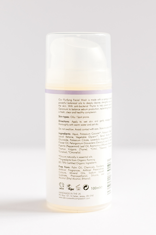 PURIFYING FACE WASH - 100ml