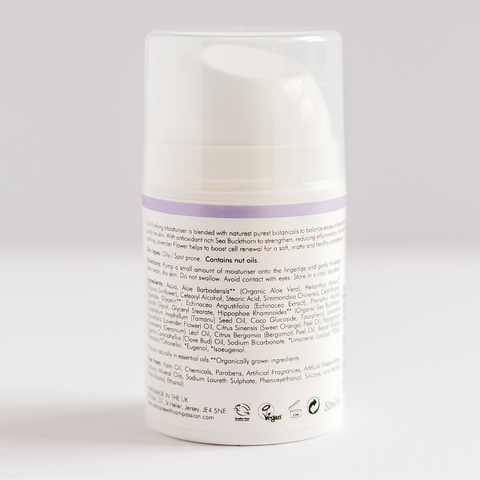 PURIFYING MOISTURISER - 50ml
