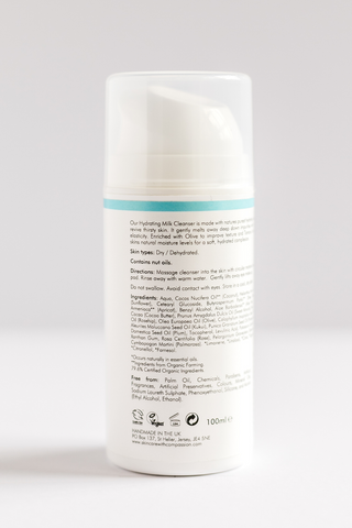 HYDRATING MILK CLEANSER - 100ml