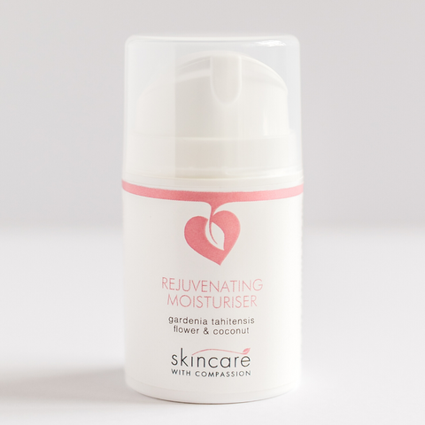 REJUVENATING MOISTURISER - 50ml