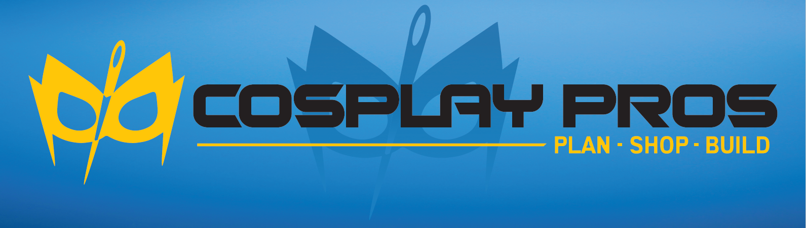 Cosplay Pros Banner Logo