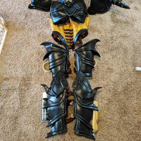 Diablo 3 demon hunter armor
