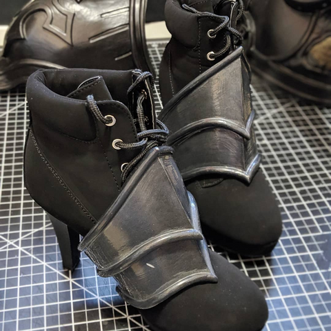 Diablo 3 armor shoes