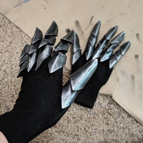 Diablo 3 Demon Hunter finger armor