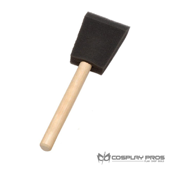 Cosplay Pros Foam Paint Brush