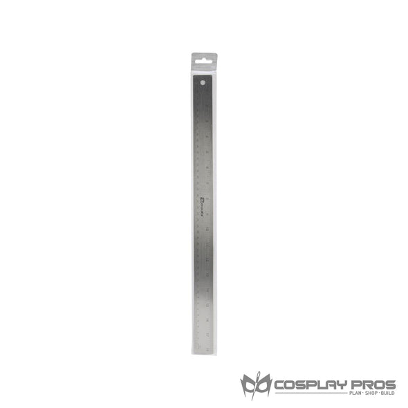Cosplay Pros ARMADA-Cork-Backed Metal Ruler 18""