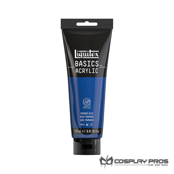 Cosplay Pros Liquitex BASICS Acrylic Blue Paint 8.45oz