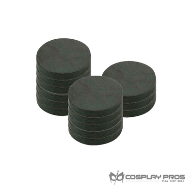 Cosplay Pros Round Magnets (25 Pack)