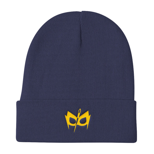 Cosplay Pros Embroidered Beanie