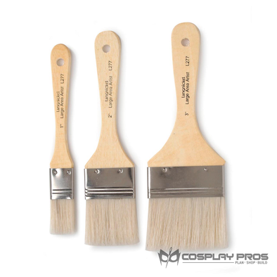 Cosplay Pros Royal & Langnickel® Bristle Brush Set (3 Pack)