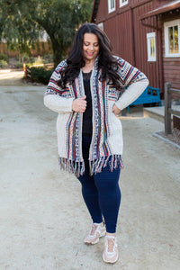 Forget Me Not Knit Cardigan