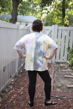 Load image into Gallery viewer, Sugar high tie dye top