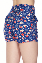 Load image into Gallery viewer, Starry eyed harem shorts