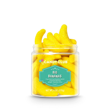 Load image into Gallery viewer, Candy Club Big Banana Gummy Candy