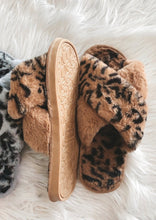 Load image into Gallery viewer, Fuzzy Slippers Animal Print & Tie Dye