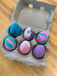 Easter Egg Bath Bomb Box