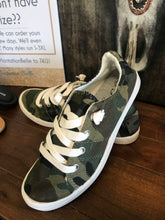 Load image into Gallery viewer, Softie Camo Sneakers