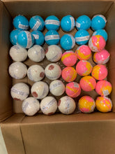 Load image into Gallery viewer, WS Six pack of 1-oz mini round bath bombs