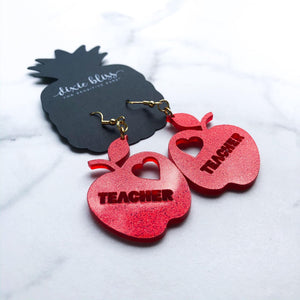 Teacher Gift Earrings