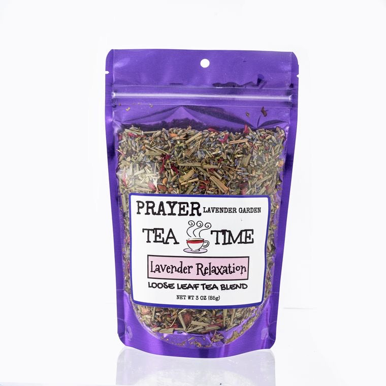 Lavender Relaxation Gourmet Loose Tea