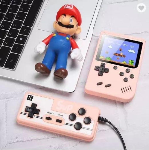 Two Player Handheld Retro Game Toy