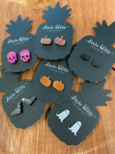 Dixie Bliss Luxuries Halloween Earring Singles