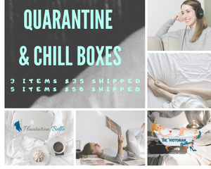 Quarantine & Chill Boxes