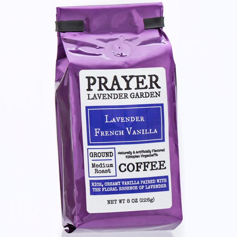 Gourmet Lavender French Vanilla Coffee