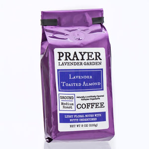 Gourmet Lavender Toasted Almond Coffee