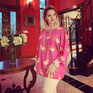 Margarita Barbie Pink Blouse