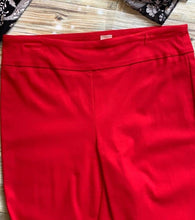 Load image into Gallery viewer, Eric Career Casual Slacks in Red