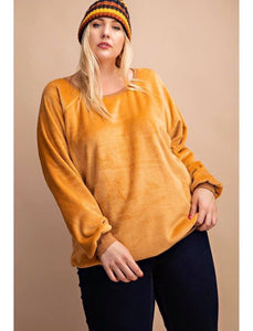 Golden Babe Softest Sweatshirt