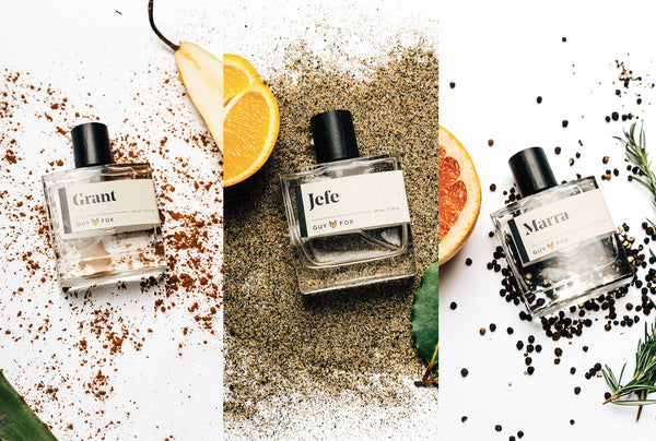 LA Starter Kit Fragrances