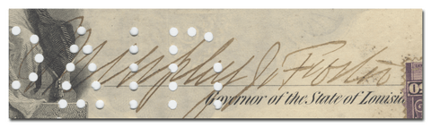 Murphy James Foster's Signature