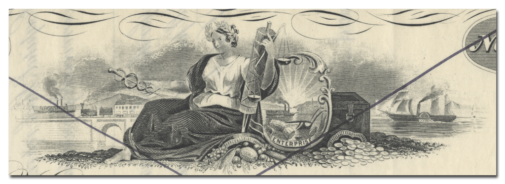 First National Bank of Biddeford Stock Certificate