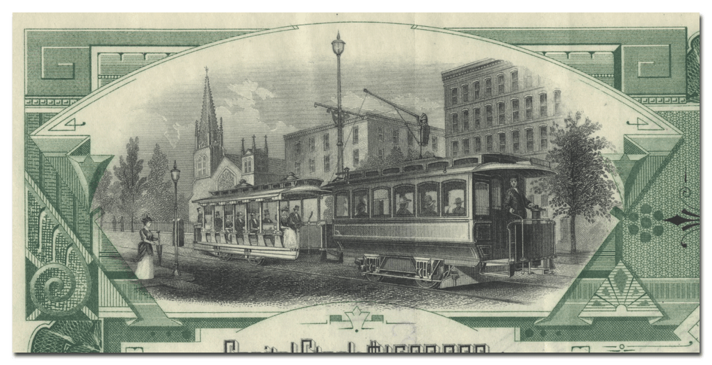 Pittsburgh and West End Passenger Railway Company