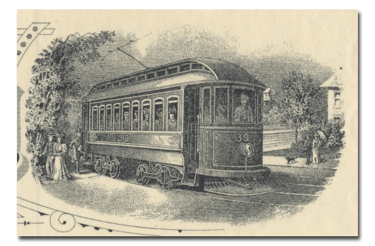 Lehigh Valley Traction Company