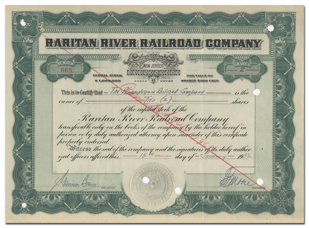 Raritan River Railroad Company