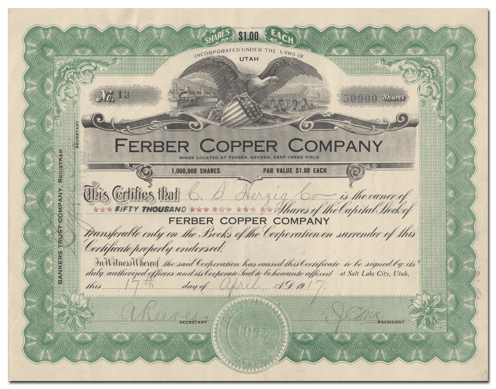 Ferber Copper Company