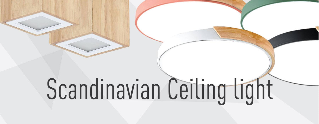 Scandinavian Ceiling Light