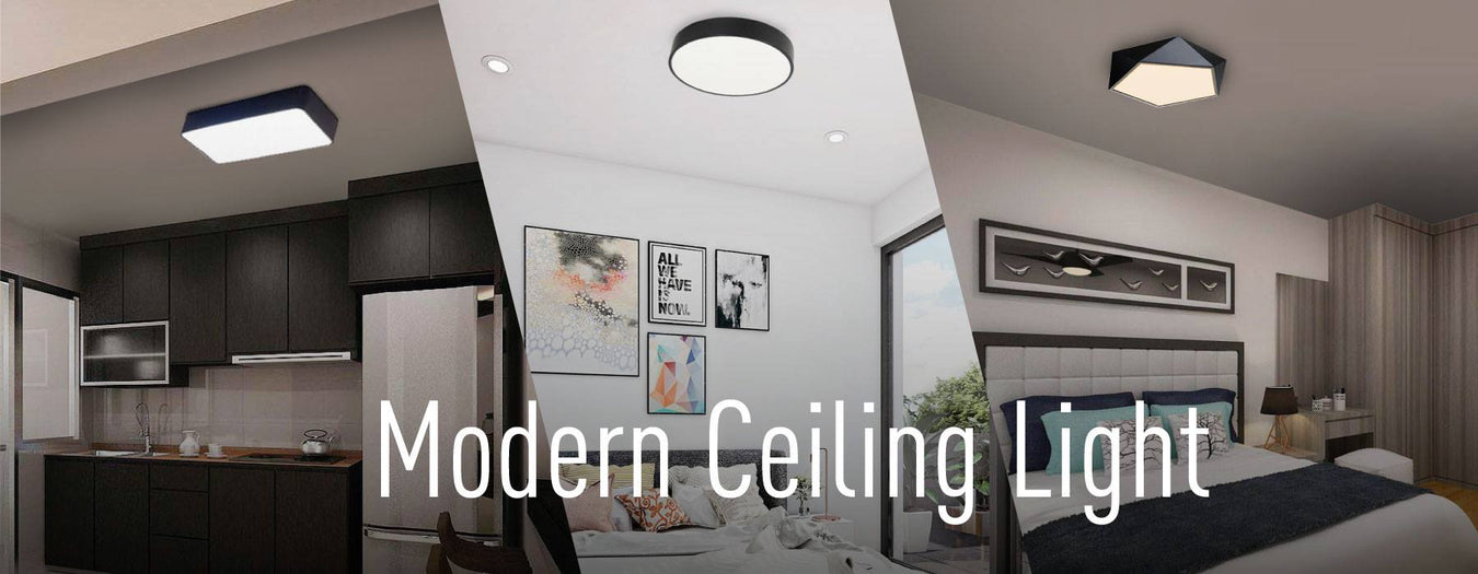 Modern Ceiling Light