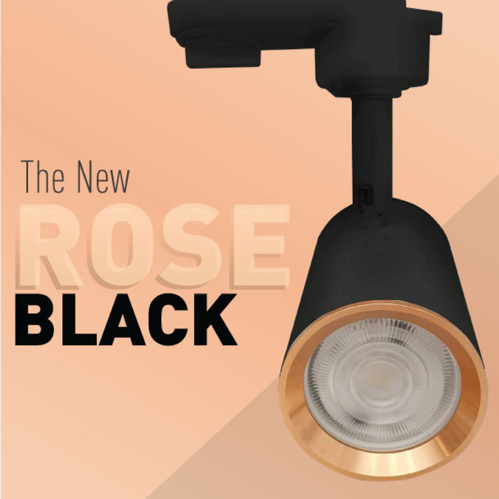 Rose LED Track Light
