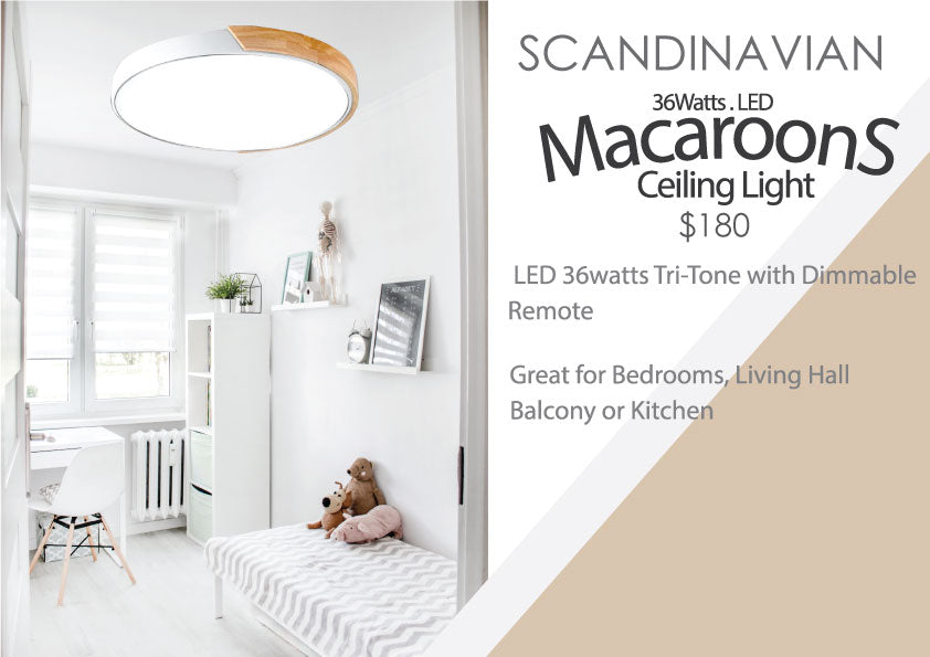 Macaroon Ceiling Light