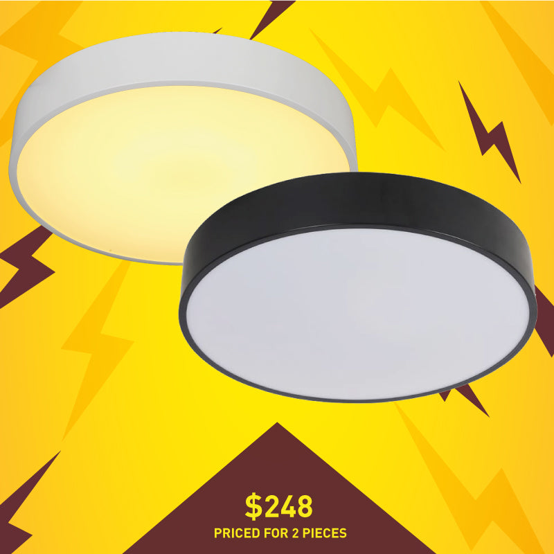 Modern Round LED Ceiling Light