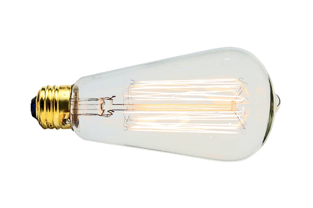 60 Watt light Bulb