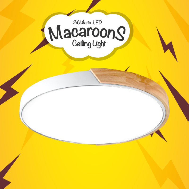 Macaroons LED Ceiling Light