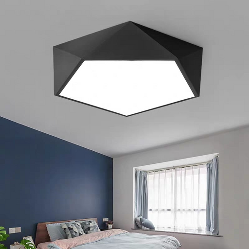Modern Octagon Ceiling Light